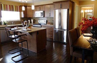 Cranston Ridge Kitchen